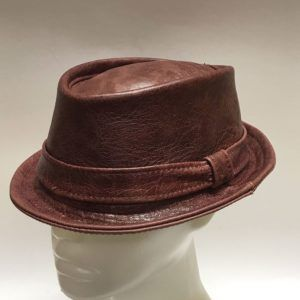 Made To Order Pinch Trilby Band Rioja