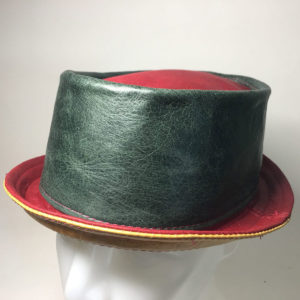 Made To Order 3 Colour-Way Pork Pie Hat