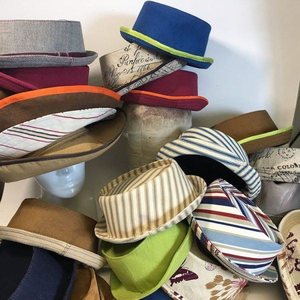 Selection of The Hattic Hats